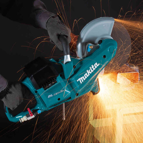 Makita cuts a dash