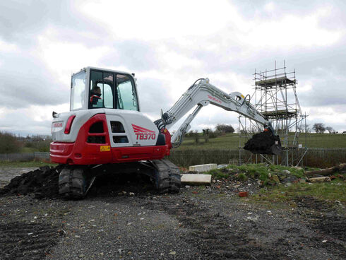 Third-generation Takeuchi